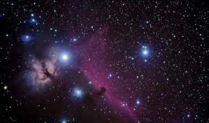 horsehead nebulae